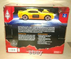 XMODS Transformers Camero Concept Car Bumblebee New In Box Radio Shack Remote